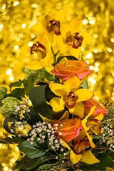 Flowers, Godbokey, Blumenstruass