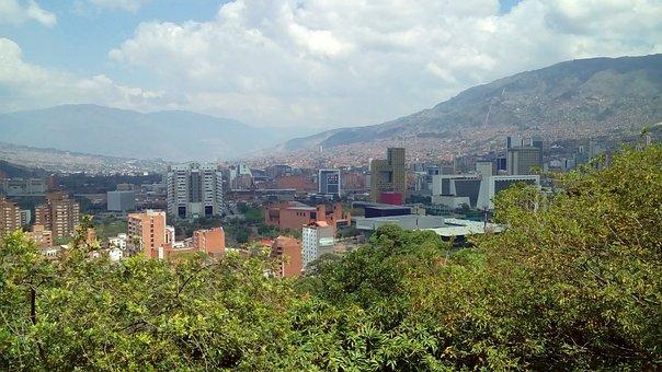 City, Natutal, Green