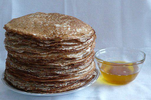 Pancakes, Holiday, Carnival