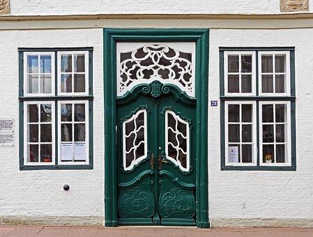 Front Door, Input, North German, Craft, Artfully