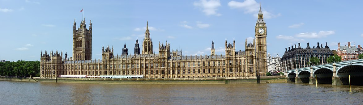London, Westminster, Parliament, Uk, Landmark