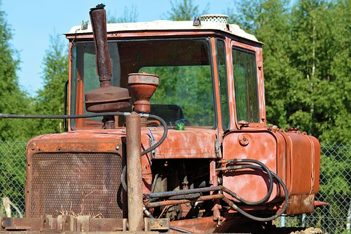 Machine, Tractors, Tractor, Agricultural Machine