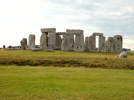 England, Stonehenge, Megalithic Site, Ancient Stones