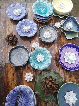 Jingdezhen, Porcelain, Lotus