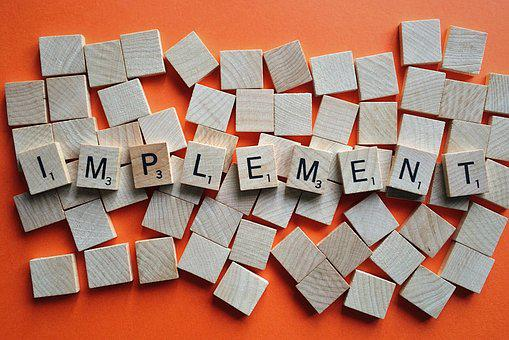 Implement, Do, Implementation, Project, Strategy