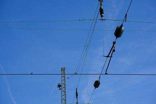 Railway, Technology, Insulator, Energy, Current