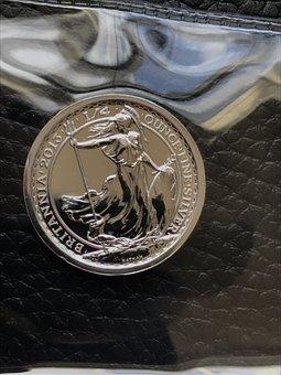 Shipwreck, Silver, Coins, Brittania