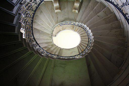 Staircase, Stair, Stairway, Step, Climbing