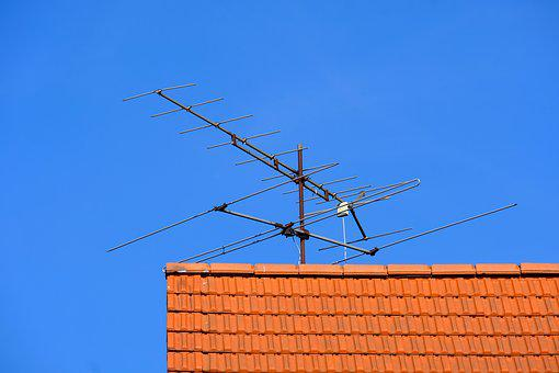 Antenna, Television Reception, Watch Tv, Reception, Tv