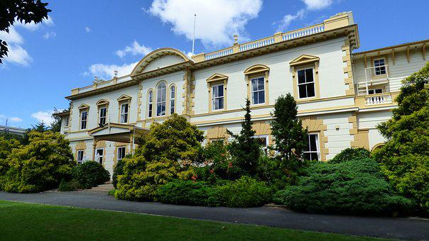 Auckland, University, Old Government House