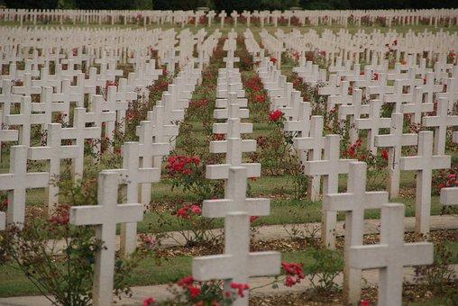 Verdun, War Graves, War, Commemorate, Tomb