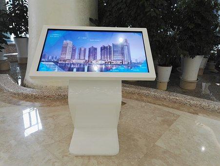 Marketing Center, Touch One Machine, Vertical