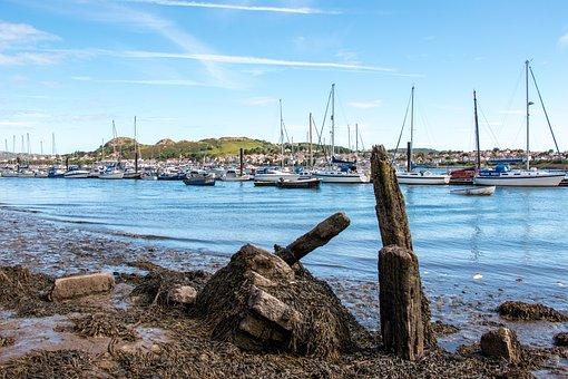 North Wales, Conwy Bay, Sea, Bay, Coast, North, Seaside