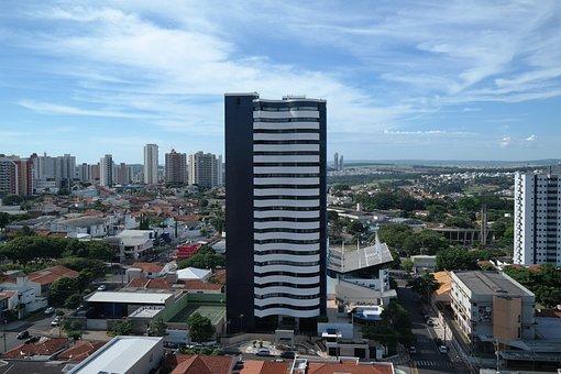Building, Architecture, City, Facade, Bauru