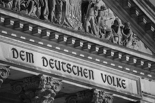 Bundestag, Volke, Deutschland, Berlin, Germany, City