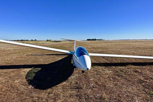 Glider, Sailplane, Aircraft, Soaring, Gliding, Freedom