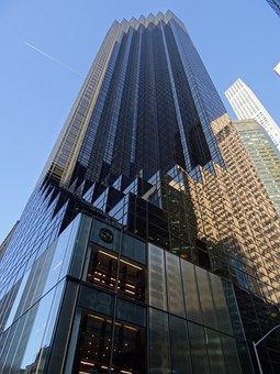Trump Tower, Architecture, Manhattan, New York