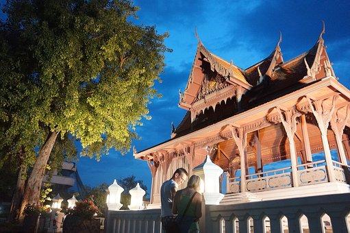 Bangkok, Thailand, Phra Sumen Fort, Tha Sun