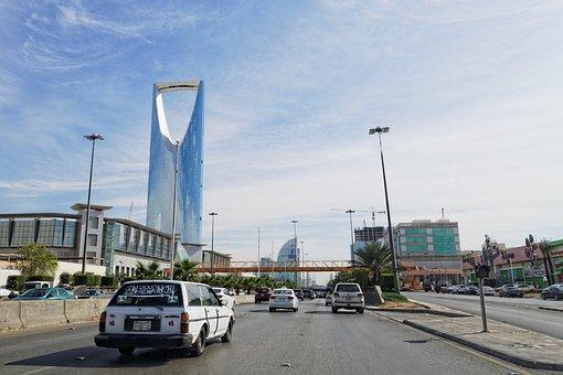 Riyadh, Saudi Arabia, City, Architecture