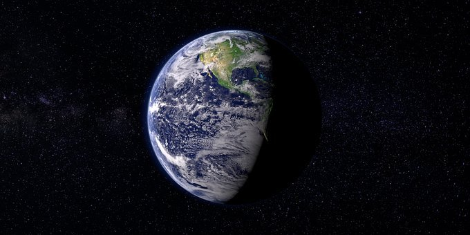 Earth, Science, Space, Solar, Planet, Universe