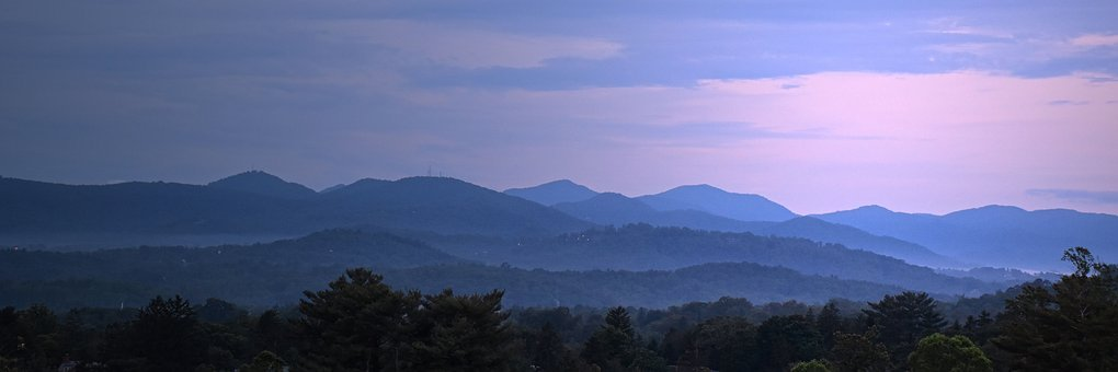 Landscape, Mountains, Scenery, Travel, Smoky Mountains