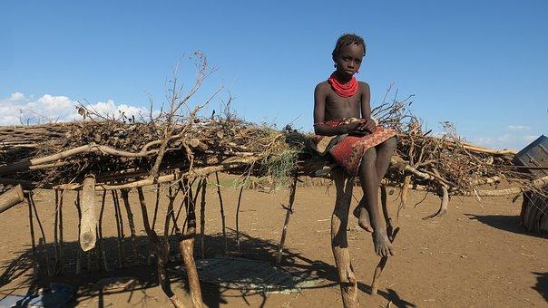 Ethiopia, Tribe, Africa, Culture, Omo, Tribal