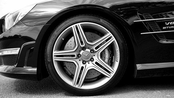 Wheel, Alloy, Auto, Transportation, Car, Vehicle