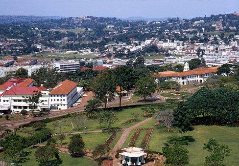 Kampala, Uganda, City, Africa, Capital, Country, Travel