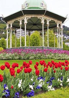 Bergen, Norway, Travel, Europe, Architecture, Tourism