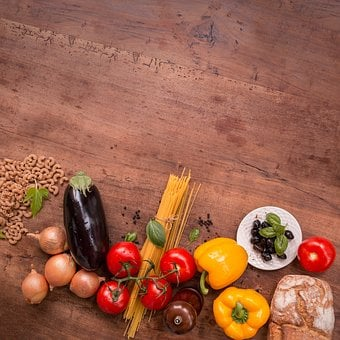 Eat, Italian Cuisine, Cooking Book Cover, Food