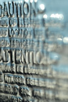 Text, Metal, Texture, Metallic, Surface, Pattern