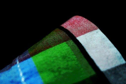 Fabric, Diamonds, Plaid Fabric, Pattern, Checkered