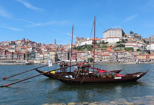 Boat, Ships, Sailing Boat, Sail, Porto, Port Wine