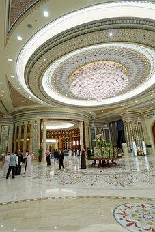 The Ritz-carlton, Hotel, Riad, Saud Arabia, Luxury
