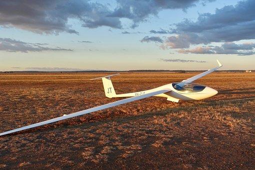 Glider, Wings, Sailplane, Gliding, Aviation, Sport