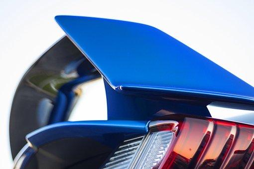 Honda, Civic, Typer, Fk2, Spoiler