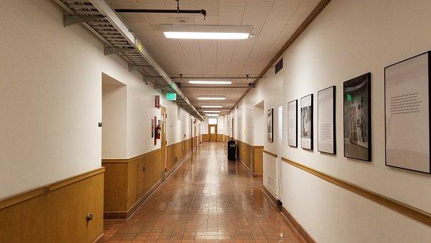 Corridor, Hallway, Interior