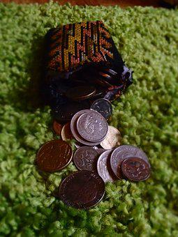 Money, Purse, Cash, Finance, Wallet, Currency, Payment