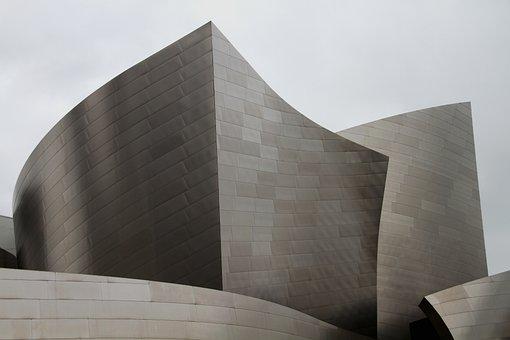 Walt Disney, Concert, Hall, Los Angeles, Downtown