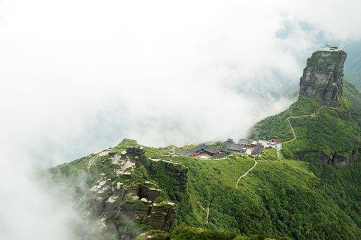 Guizhou, Fanjingshanensis, Scenery