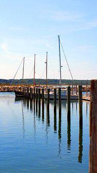 Boats, Menemsha, Marthas Vineyard, Outdoors