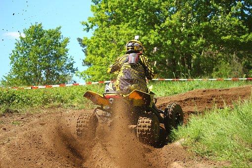 Motocross, Enduro, Quad, Atv, Racing, Race, Motorcycle