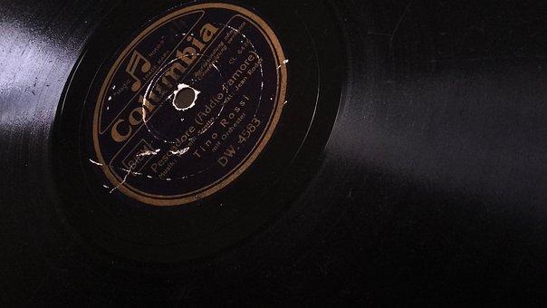 Motherboard, Vinyl, Retro, The Path, Gramophone