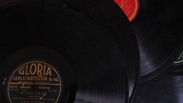 Vinyl, Retro, Music, Motherboard, The Path, Vintage, Cd