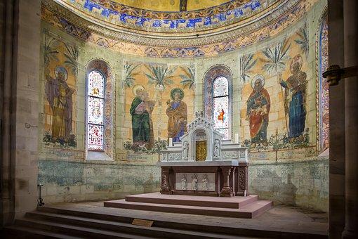 Johanniskirche, Swabian Gmünd, Romanesque