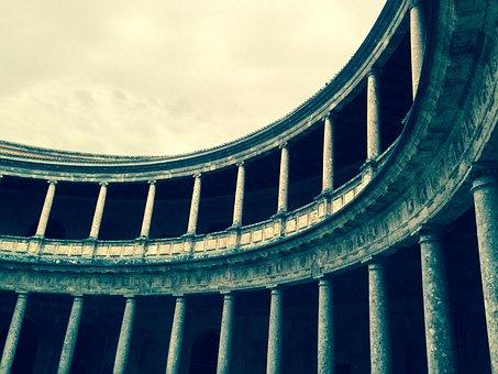 Rome, Landmark, Italy, Coliseum, Travel, Famous