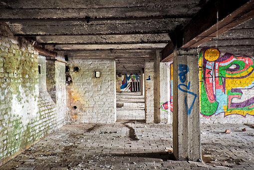 Lost Places, Rooms, Abandoned, Pforphoto, Old, Decay
