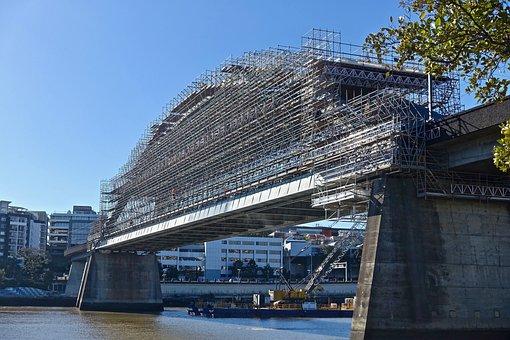 Bridge, Maintenance, Scaffolding, Engineering