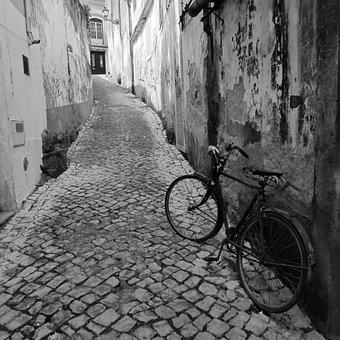 Street, Bike, Simplicity, Ride, Simple Life