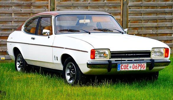 Ford Capri, Sport Coupé, Car Town, Wolfsburg